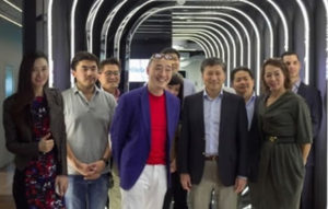 EX-PRIME MINISTER OF MONGOLIA, MR SÜKHBAATARYN BATBOLD'S VISIT TO THE BORDERLESS INNOVATION HUB
