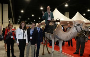 MEDICAL SILK ROAD WITH THE MEDICAL TOURISM ASSOCIATION IN WASHINGTON, DC.