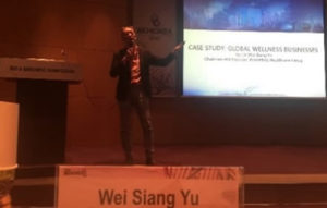 KEYNOTE PRESENTATION AT BIOKOREA